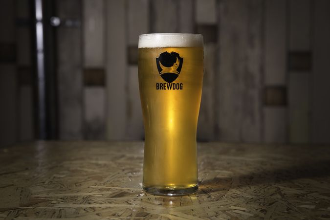 BrewDog Pint Glass