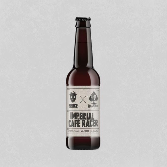 Fierce Beer - Imperial Cafe Racer (w/ Devil's Peak)