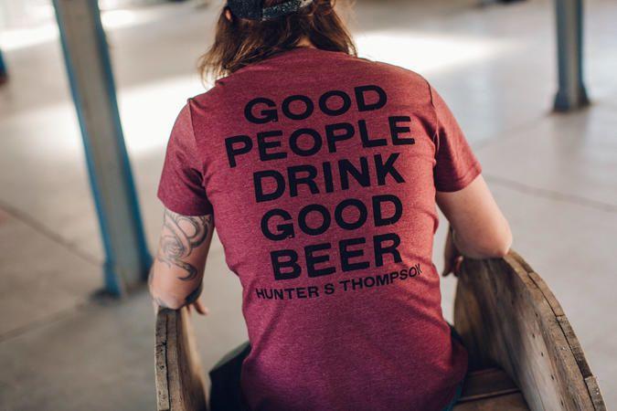 Good People Tee