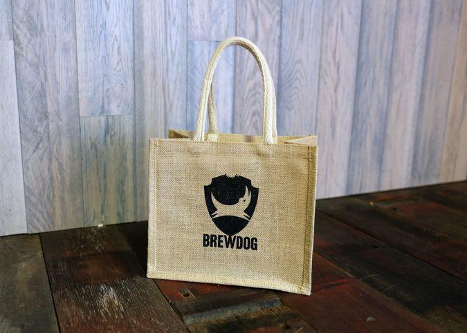 BrewDog Jute Bag