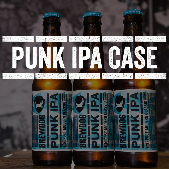 Punk IPA Case