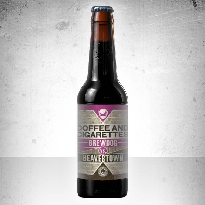 BrewDog Vs Beavertown - Coffee & Cigarettes