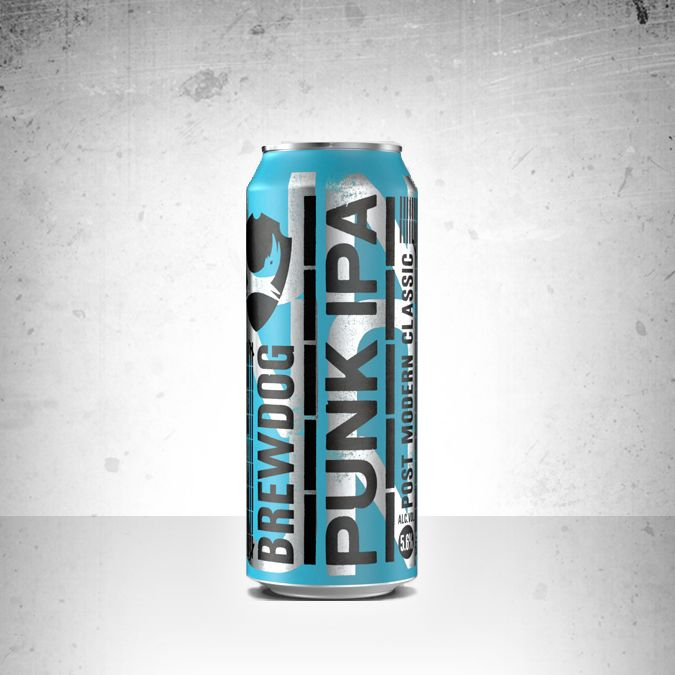 Punk IPA 500ml Cans