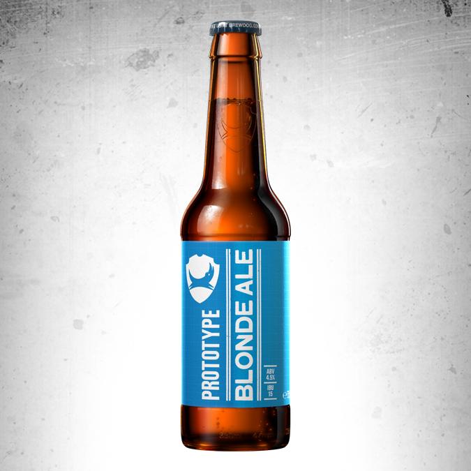 Prototype Blonde Ale