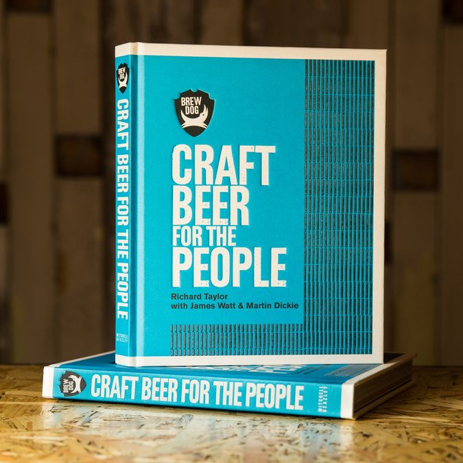 Craft Beer For the People Book