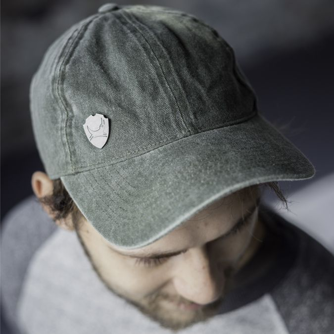 Washed Canvas Cap