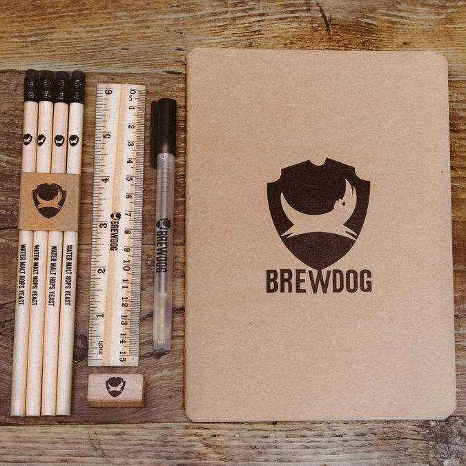 BrewDog Stationary Pack