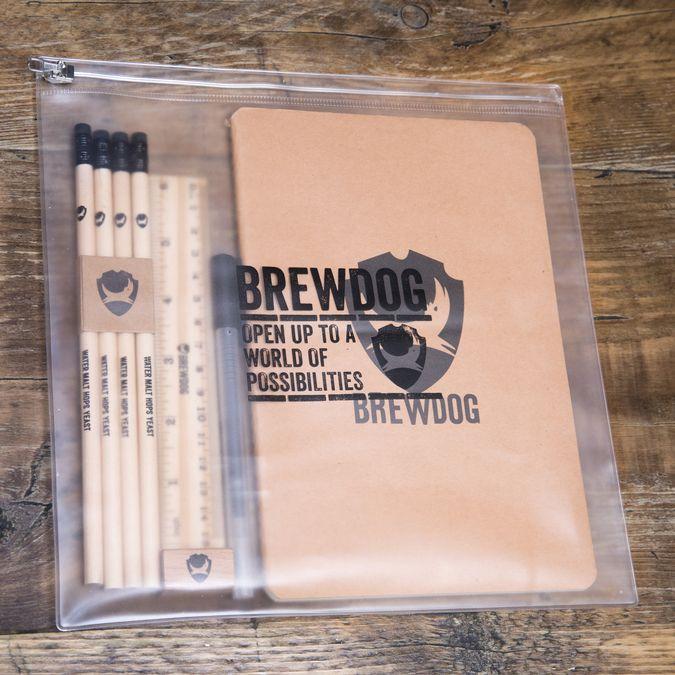 BrewDog Stationary Pack