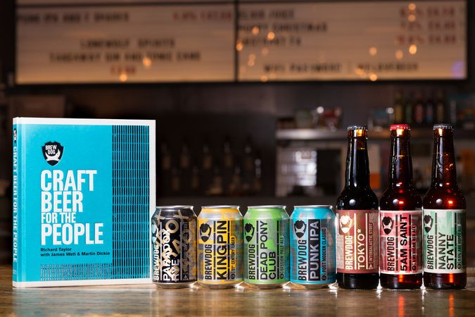 Craft Beer for the People, Beer & Glass Bundle