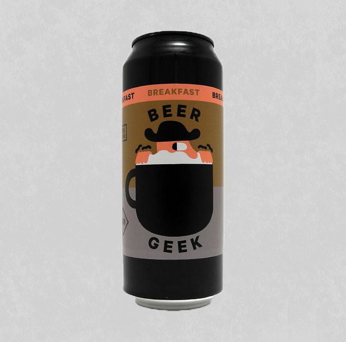 Mikkeller - Beer Geek Breakfast