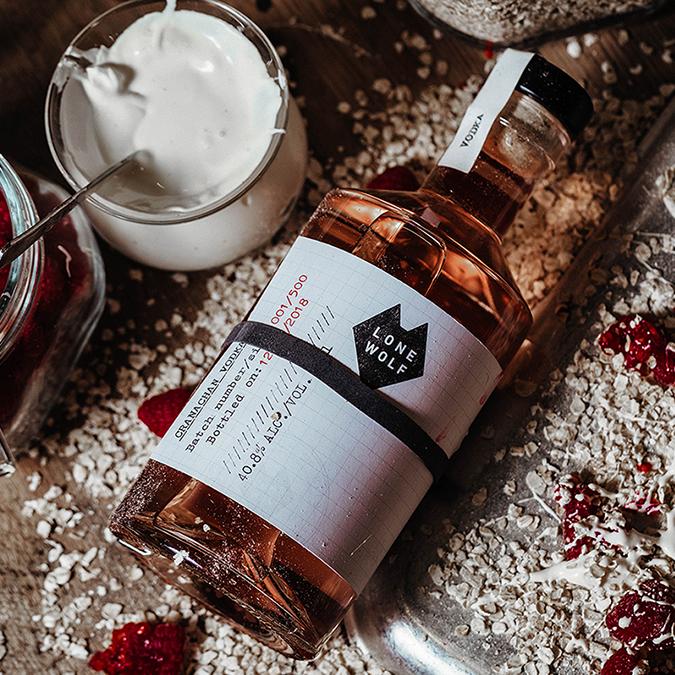 LoneWolf – Cranachan Vodka