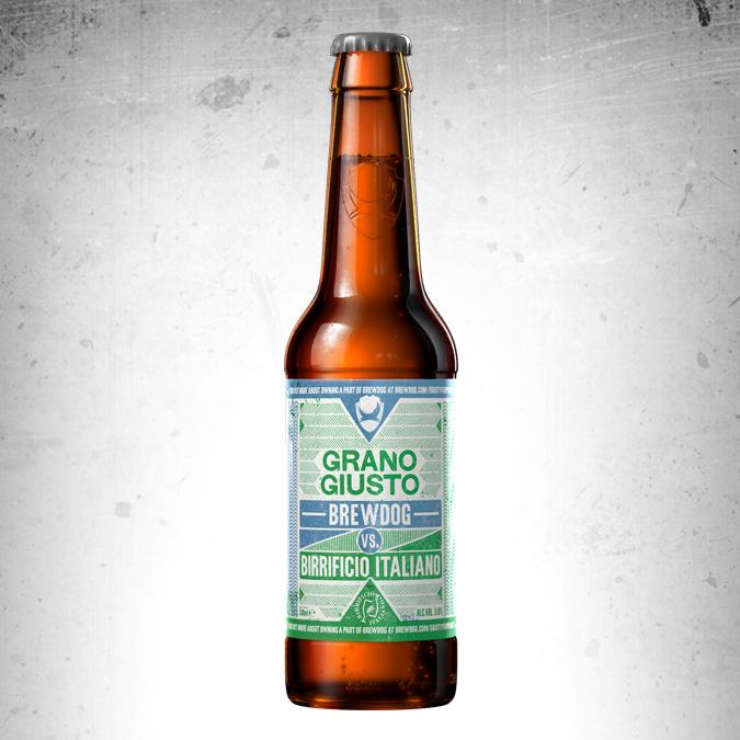 BrewDog vs Birrificio Italiano - Grano Giusto