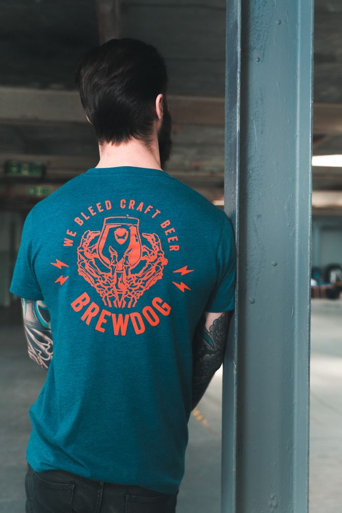 We Bleed Craft Beer Tee