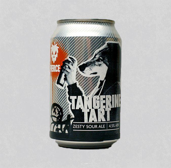Fierce Beer - Tangerine Tart