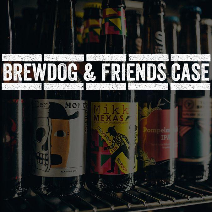 BrewDog & Friends Mixed Case