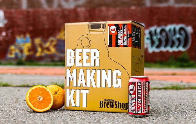 Brooklyn BrewShop Elvis Juice Homebrew Kit