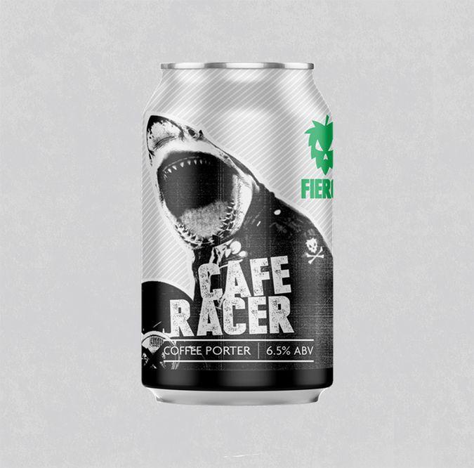 Fierce Beer - Cafe Racer
