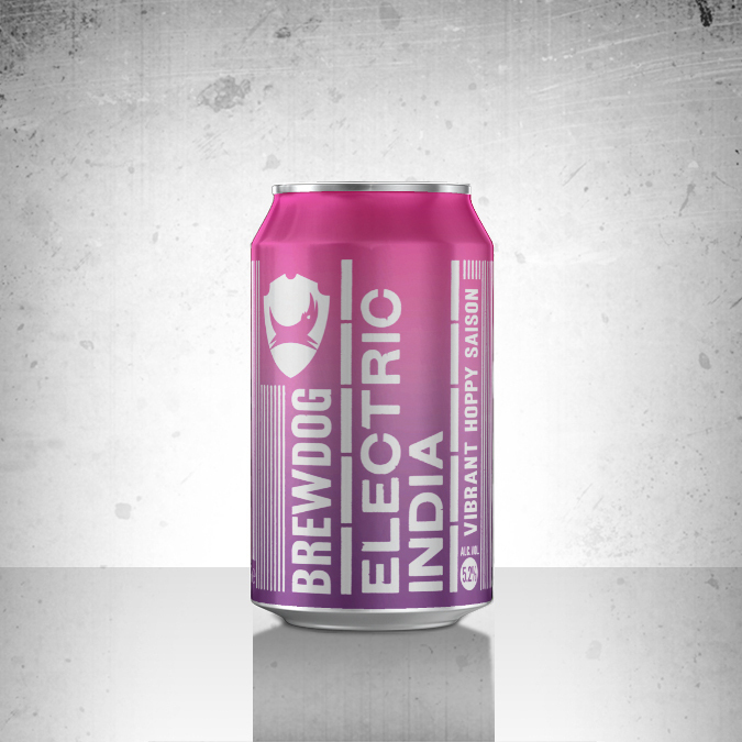 Electric India Cans
