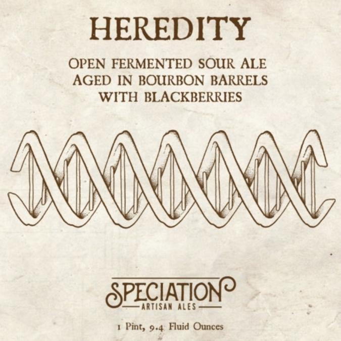 Speciation - Heredity