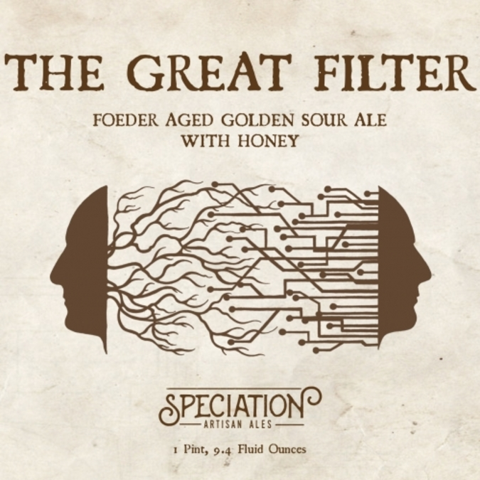 Speciation - The Great Filter