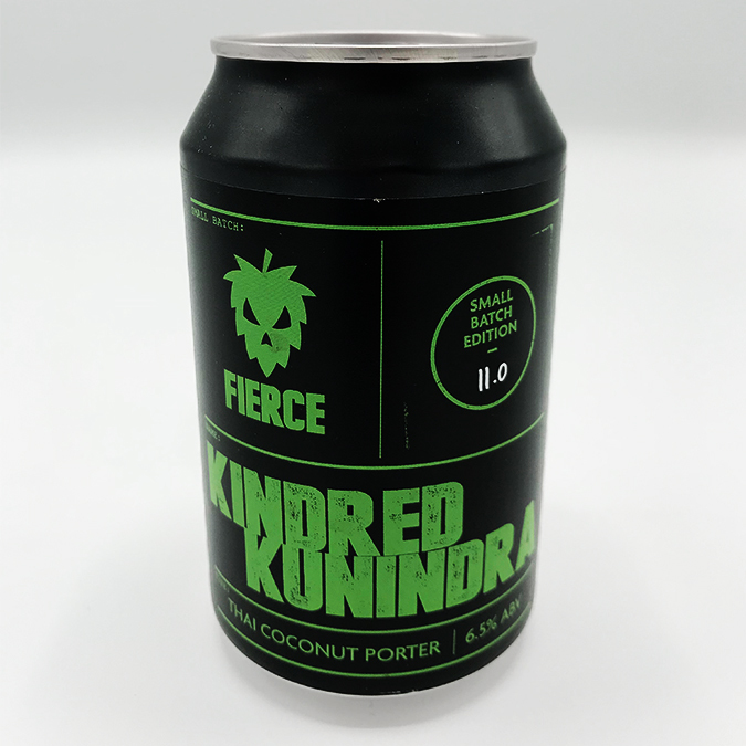 Fierce Beer - Kindred Kunindra