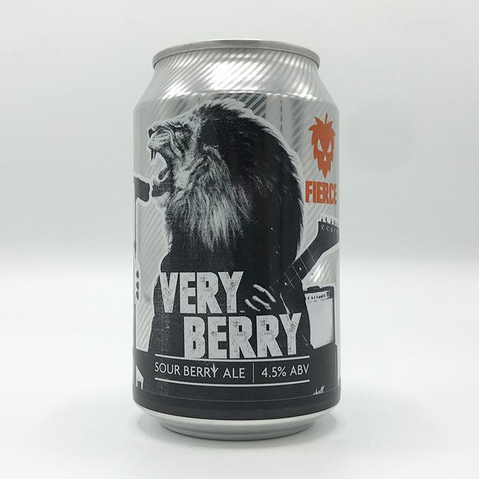 Fierce Beer - Very Berry