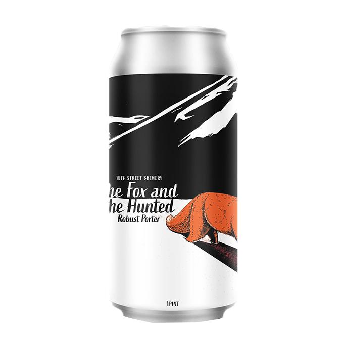 18th Street - Fox and the Hunted Coffee