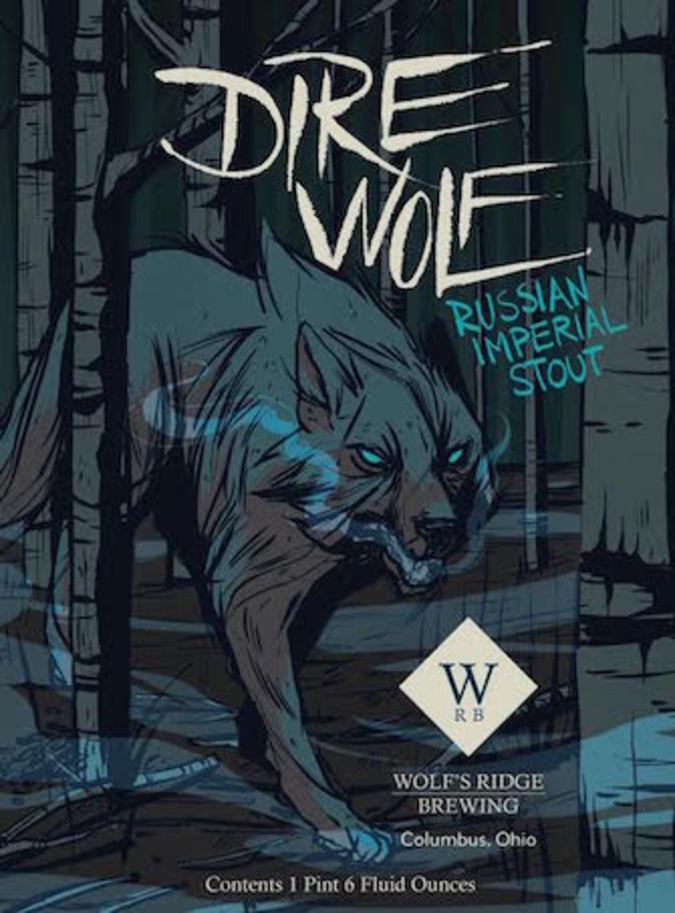 Wolf Ridge - Vanilla Coffee Dire Wolf