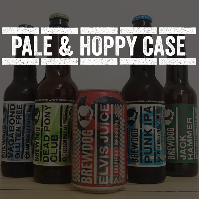 Pale & Hoppy Case