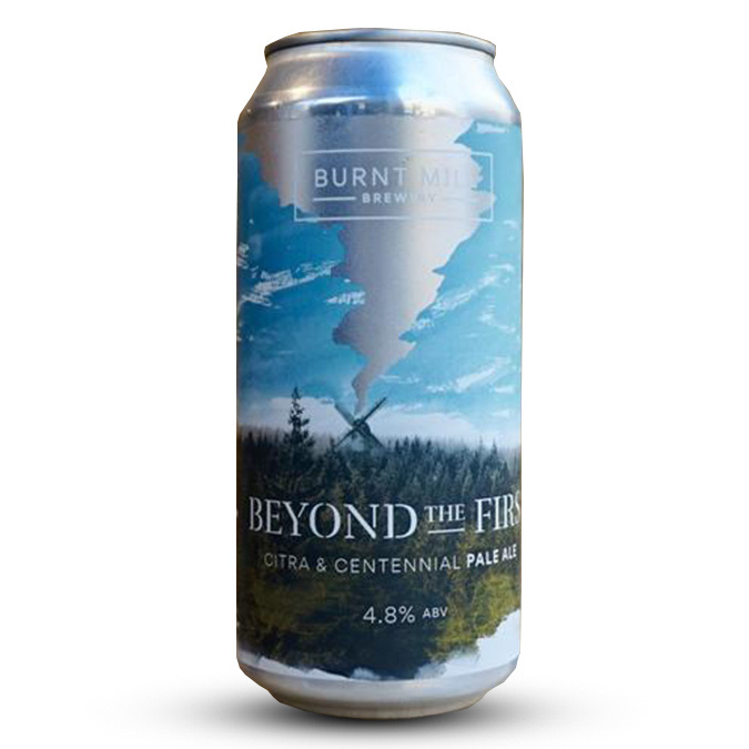 Burnt Mill - Beyond The Firs Pale Ale