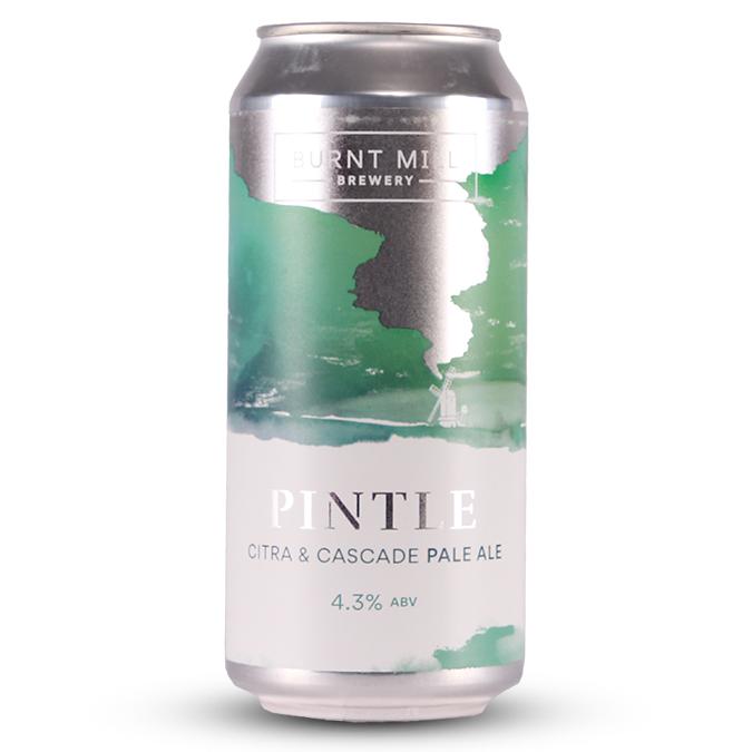 Burnt Mill - Pintle Pale Ale