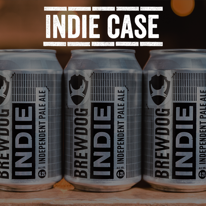 Indie Can Case (free UK delivery)