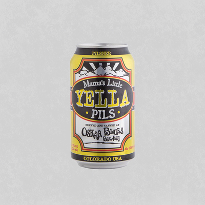 Oskar Blues - Mamas Little Yella Pils