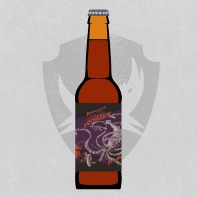 Barrel-Aged Albino Squid Assassin
