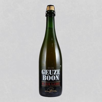 Boon - Oude Gueuze Black Label