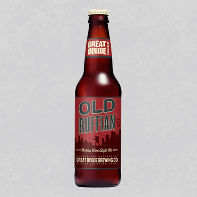 Great Divide - Old Ruffian Barley Wine