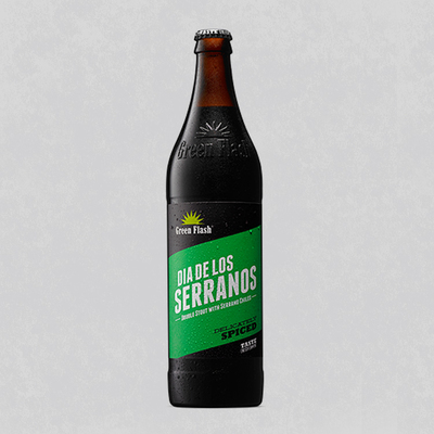 Green Flash - Dia De Los Serranos