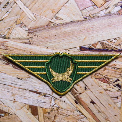 BrewDog Military Wings Embroidered Patch