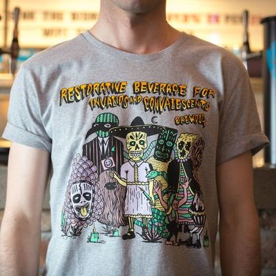 Restorative Beverage for Invalids and Convalescents T-Shirt