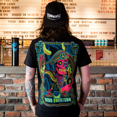 Neon Overlord T-Shirt