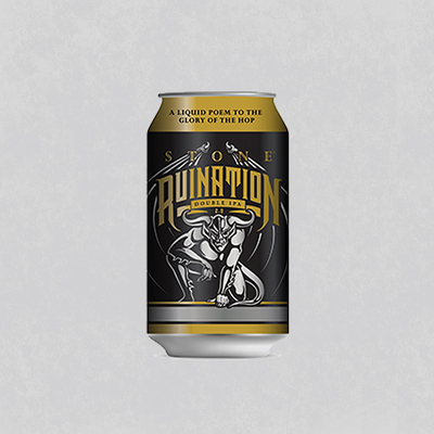 Stone Berlin - Ruination 2.0 Can