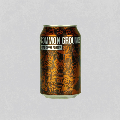 Magic Rock - Common Grounds Cans