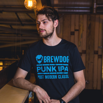 Punk IPA Text T-Shirt