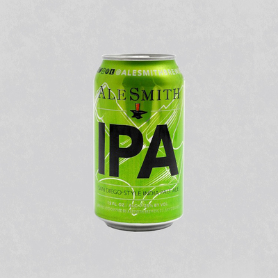 AleSmith IPA Cans