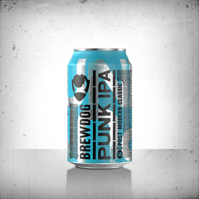 Punk IPA Cans