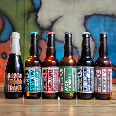 Welcome to Planet BrewDog - Mixed