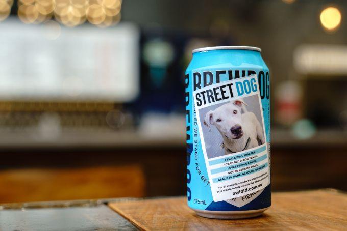 Street Dog Punk IPA
