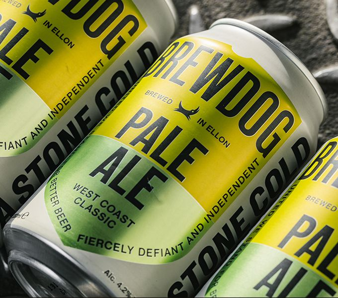 BrewDog Pale Ale 16 x Can