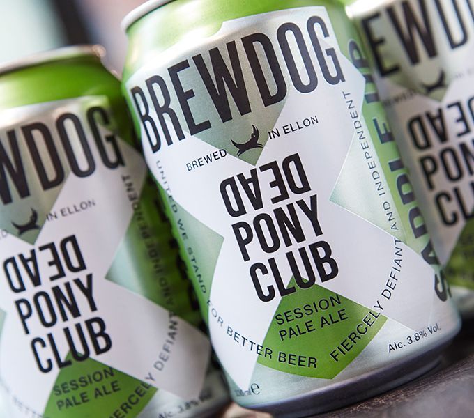 Dead Pony Club 4 canettes