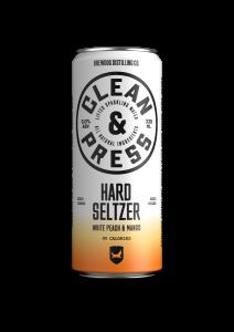 Clean & Press: White Peach and Mango
